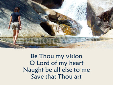 Be Thou My Vision Church PowerPoint