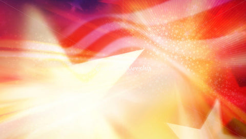 USA Flag PowerPoint, Stars and Stripe image, church image