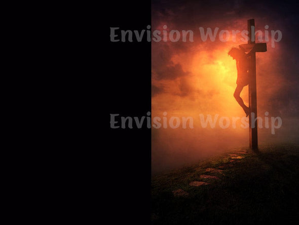 Good Friday Christian Background