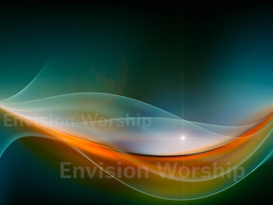 Holy Spirit and Christ worship slide