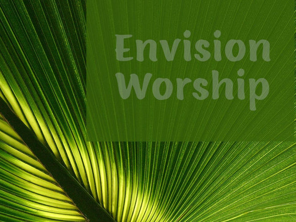 Palm Sunday worship slides