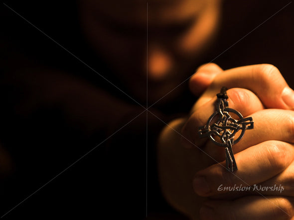 prayer image, personal faith image, despair image, cross image, worship powerpoint image