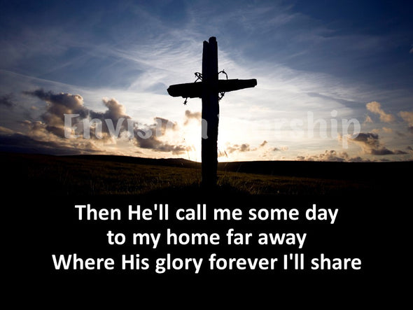 The Old Rugged Cross lyrics
