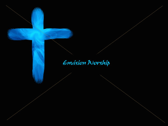 Cross worship slide