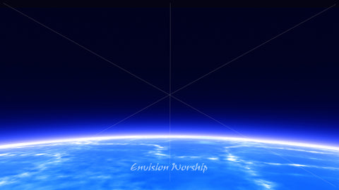 earth image, worship image, christian powerpoint