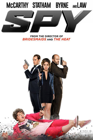 Spy (Unrated)