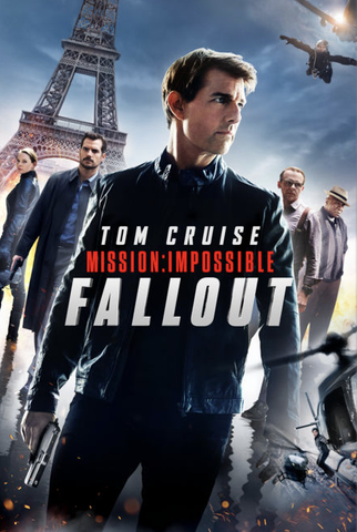 Mission: Impossible - Fallout (UHD/4K)