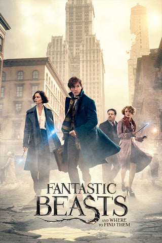 Fantastic Beasts and Where to Find Them (UHD/4K)