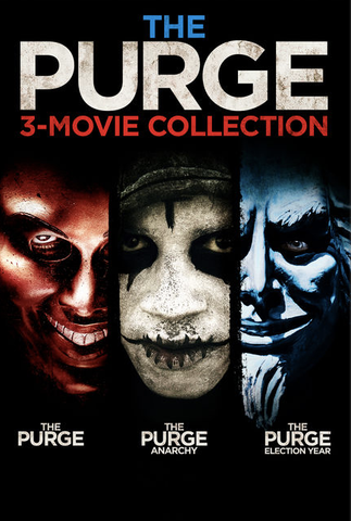 The Purge Trilogy (UHD/4K)