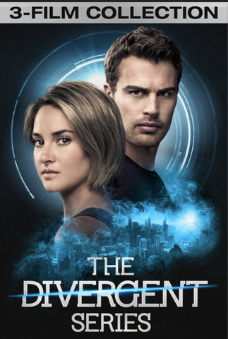 The Divergent Series 3-Film Collection (UHD/4K)