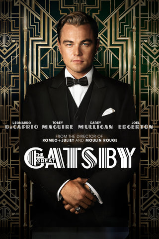 The Great Gatsby (UHD/4K)