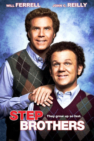 Step Brothers (UHD/4K)