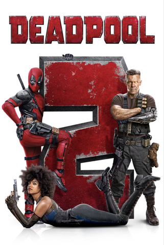 Deadpool 2 (UHD/4K)
