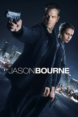 Jason Bourne (UHD/4K)