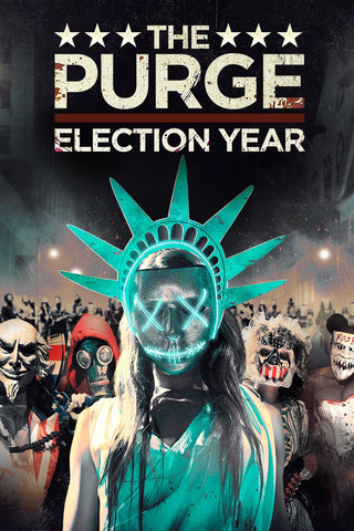 The Purge: Election Year (UHD/4K)