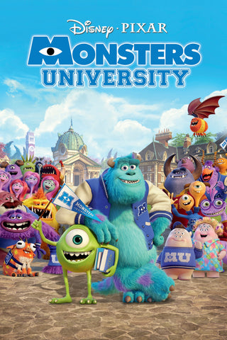 Monsters University (UHD/4K)
