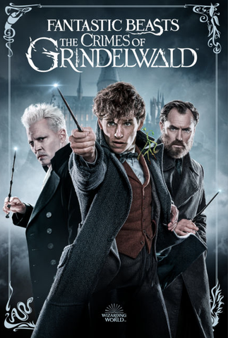 Fantastic Beasts: The Crimes of Grindelwald (UHD/4K)