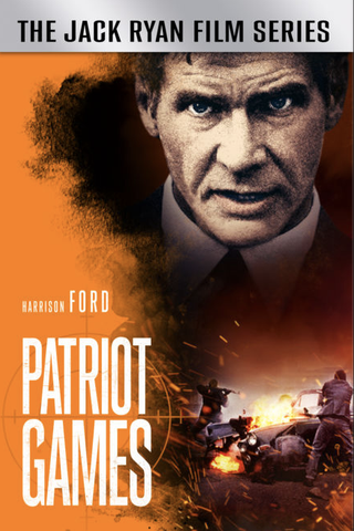Patriot Games (UHD/4K)
