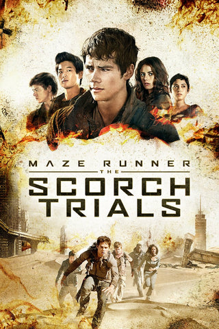Maze Runner: The Scorch Trials