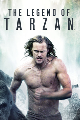 The Legend of Tarzan (UHD/4K)