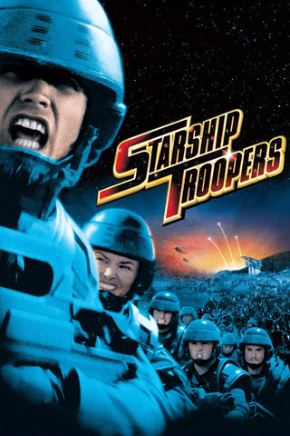 Starship Troopers (1997) (UHD/4K)