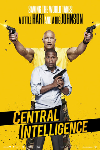 Central Intelligence (UHD/4K)