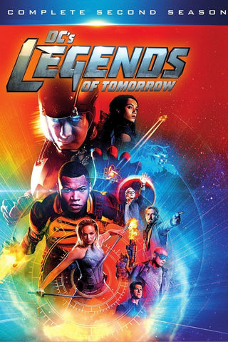 Legends of Tomorrow: Season 2