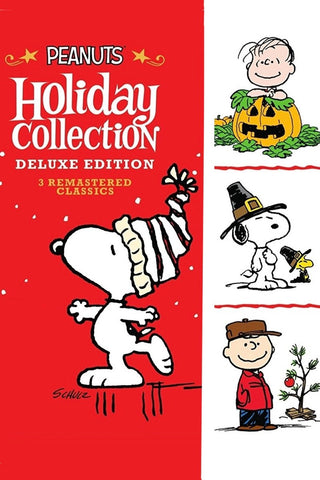 Peanuts Holiday Collection (UHD/4K)