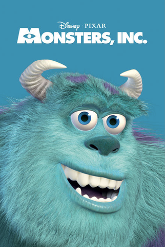 Monsters, Inc. (UHD/4K)