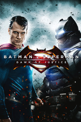 Batman v Superman: Dawn of Justice (UHD/4K)