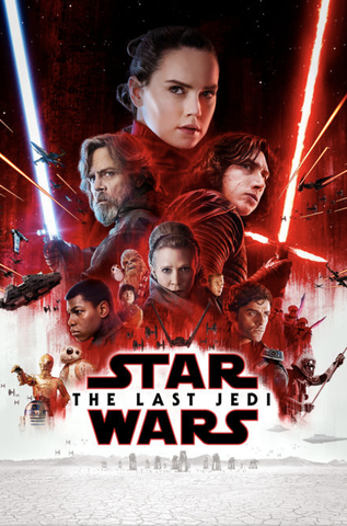 Star Wars: The Last Jedi (UHD/4K)