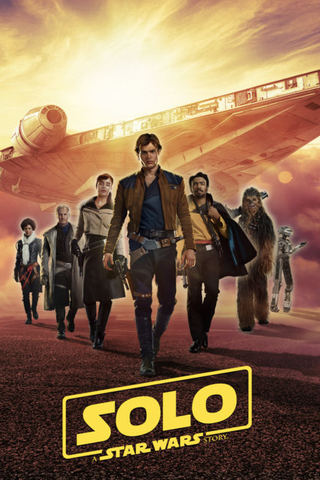 Solo: A Star Wars Story (UHD/4K)