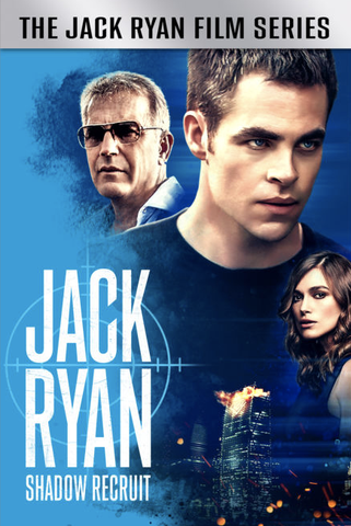 Jack Ryan: Shadow Recruit (UHD/4K)