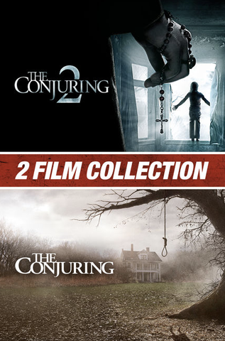 Conjuring - 2 Film Collection