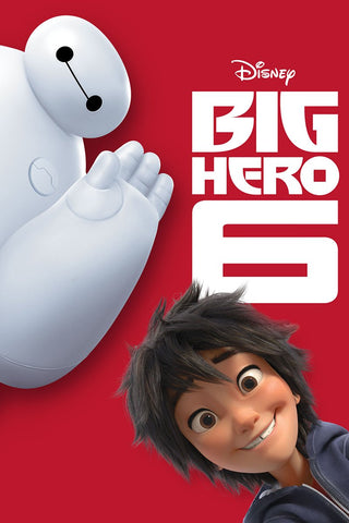 Big Hero 6 (UHD/4K)