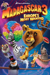 Madagascar 3: Europe Most Wanted
