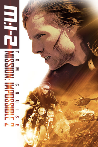 Mission: Impossible II (UHD/4K)