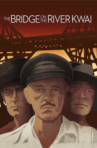 The Bridge on the River Kwai (1957) (UHD/4K)
