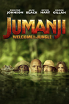 Jumanji: Welcome to the Jungle (UHD/4K)