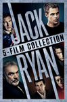 Jack Ryan 5 Film Collection (UHD/4K)