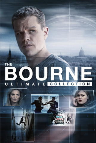 The Bourne Ultimate Collection (UHD/4K)