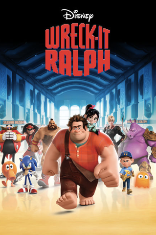 Wreck-It Ralph (UHD/4K)