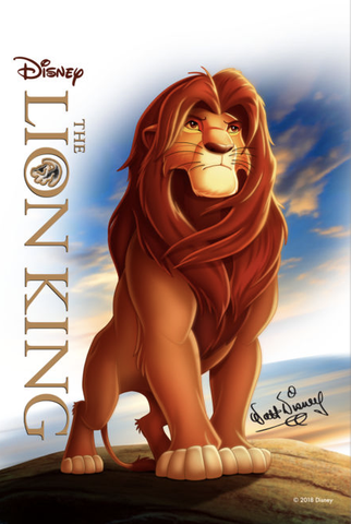 The Lion King (UHD/4K)