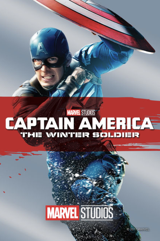 Captain America: Winter Soldier (UHD/4K)