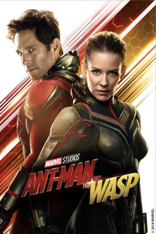 Ant-Man and the Wasp (UHD/4K)