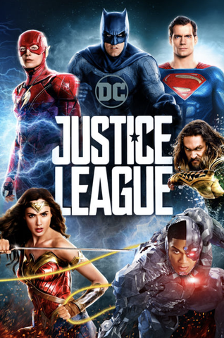 Justice League (2017) (UHD/4K)