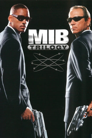Men in Black Trilogy (UHD/4K)