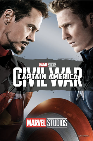Captain America: Civil War (UHD/4K)