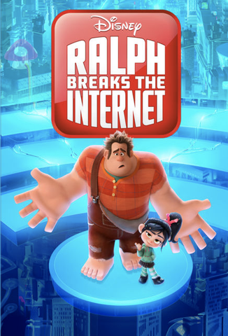 Ralph Breaks the Internet (UHD/4K)