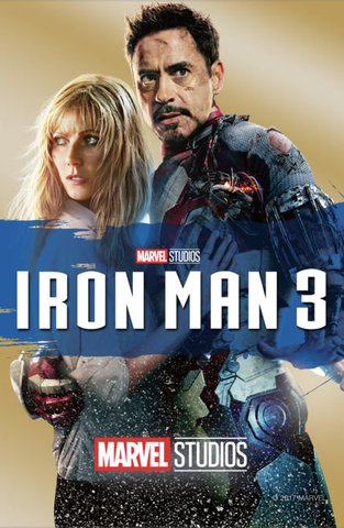 Iron Man 3 (UHD/4K)
